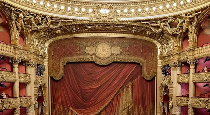 Отбелязваме международния ден на театъра