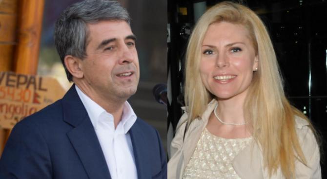 Росен Плевнелиев и Деси Банова се сгодиха (снимка)