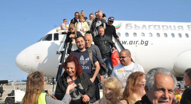 Спад на руските и израелските туристи у нас