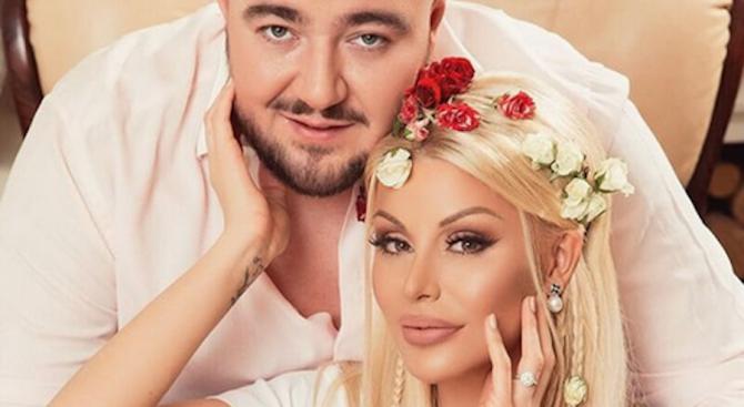 Светлана и Гущеров работят за бебе