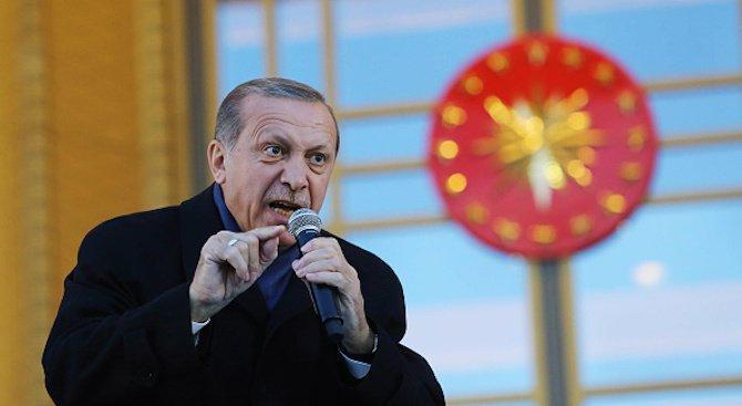 Ердоган: Правят се опити за вбиване на клин между Турция и Русия