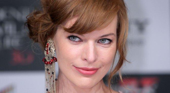 Мила Йовович ще се снима в научнофантастичен трилър