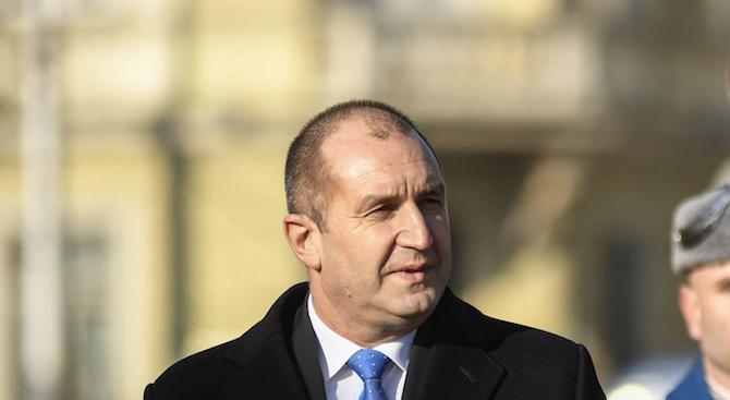 Румен Радев: България е председател на Съвета на ЕС и трябва да провежда политика на диалог и баланс