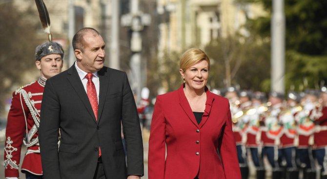 Румен Радев: България успя да върне фокуса на ЕС върху Западните Балкани