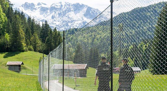 Германия ще удължи граничния контрол по границата с Австрия
