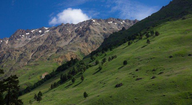 Пиян турист изкачи планина погрешка, искал да се върне в хотела
