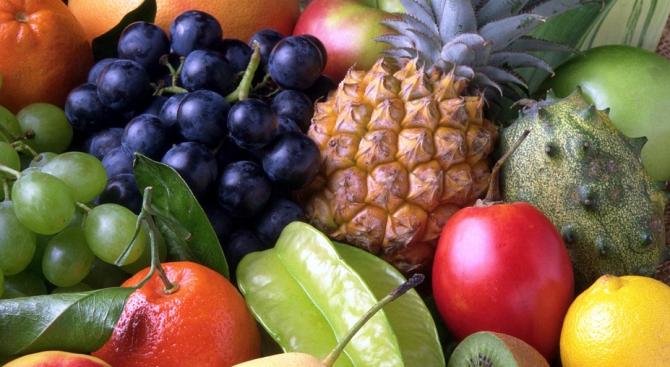 Консумацията на зеленчуци, плодове и пълнозърнести храни намалява риска от депресия и инсулт
