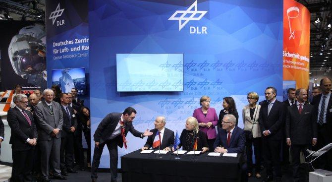 Airbus и Dassault се споразумяха да си сътрудничат по проект за нов изтребител