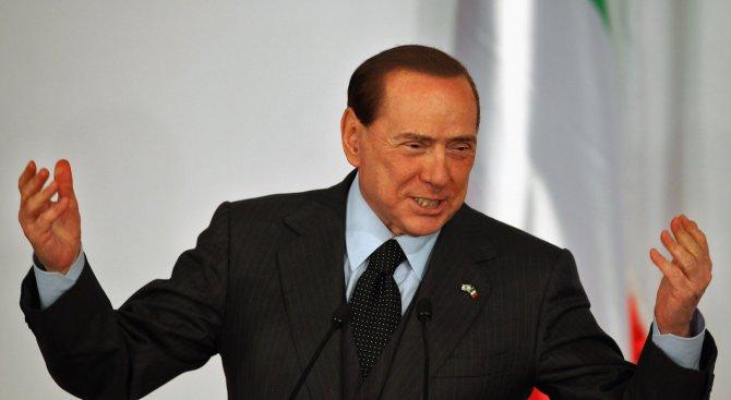 Секс купоните на Берлускони станаха филм (видео)