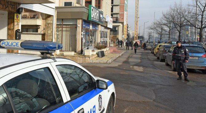 Затвориха част от столичен булевард заради изоставен багаж