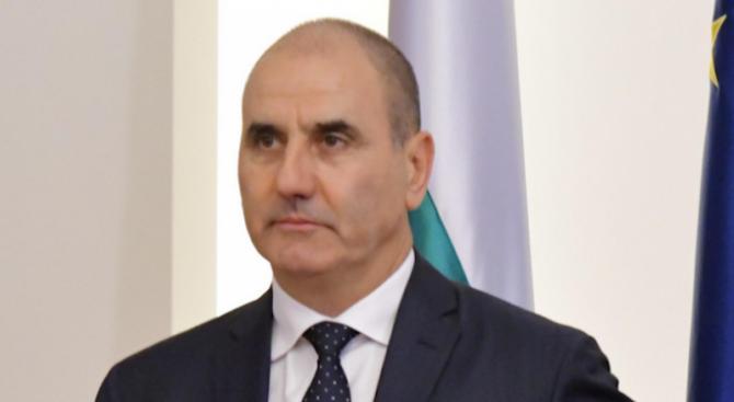 Цветан Цветанов участва в 107-та Среща на Управителния съвет на Европол