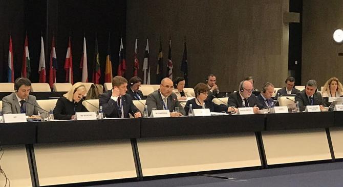 Цветанов: Европол не само подпомага сигурността на ЕС, но и оказва директно влияние върху животa на