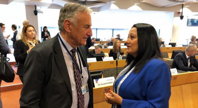 Лиляна Павлова: Европейската перспектива продължава да бъде мотив за реформи
