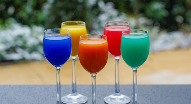Мястото на алкохола в кулинарията