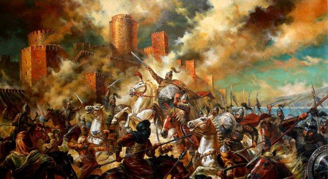 Отбелязват с поредица от събития 1300-годишнината от победата на хан Тервел над Арабския халифат