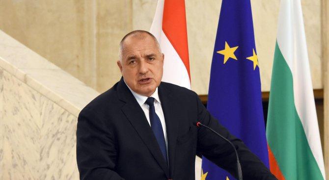 Премиерът Борисов: България е лоялен и доказан партньор в НАТО