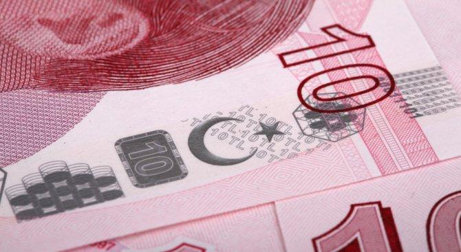 Турската валута удари ново рекордно дъно