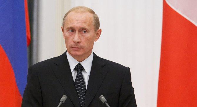 Владимир Путин: Нашата цел е Русия на хората (обновена+видео)