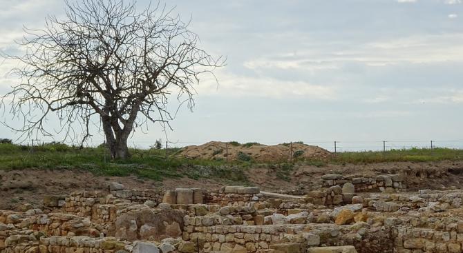 Австрийски археолози ще изследват мрамора в Светилището на нимфите и Афродита край село Каснаково