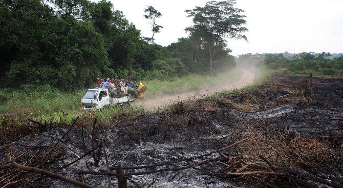 Двама британски туристи, похитени в ДР Конго, бяха освободени
