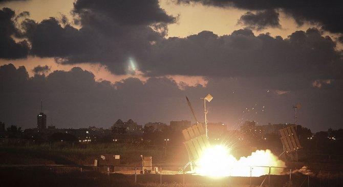 Израел: Ударът ни предизвика труса в Сирия на 30 април