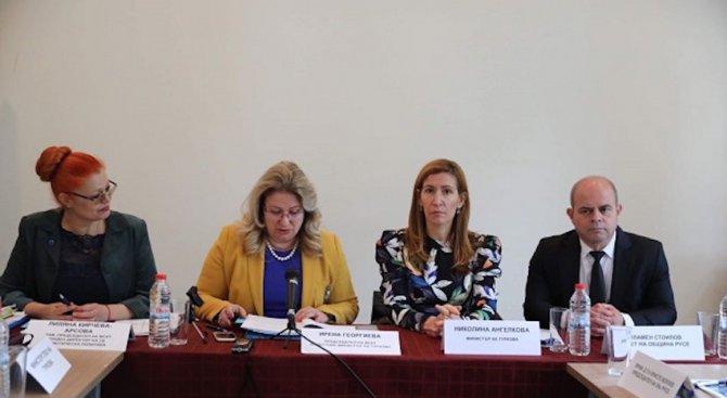 Николина Ангелкова: Туризмът осигурява заетост на 12% от работещите в България