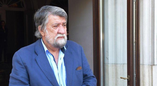 Вежди Рашидов: Горд съм, че българският талант отваря душата на руската публика
