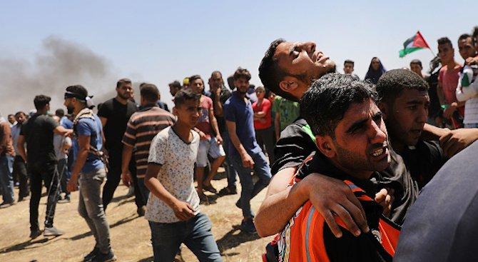 Арабската лига призова за международно разследване на насилието в Газа