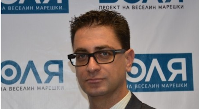 """Депутат от """"Воля"""": Парламентът беше употребен за сделката за ЧЕЗ"""