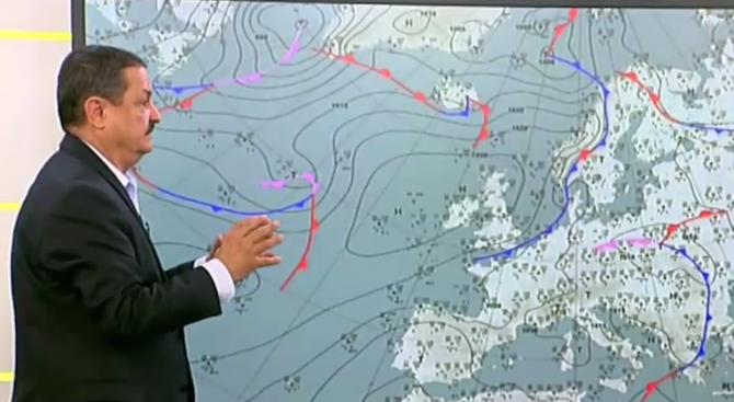 Климатолог разкри какво време ни очаква до края на май (снимки)