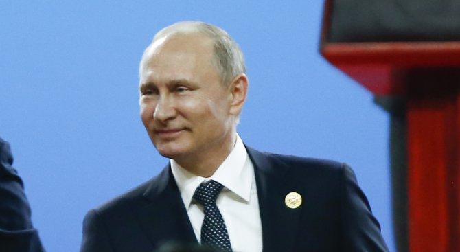 Кремъл: Владимир Путин е шофьор не само на камион