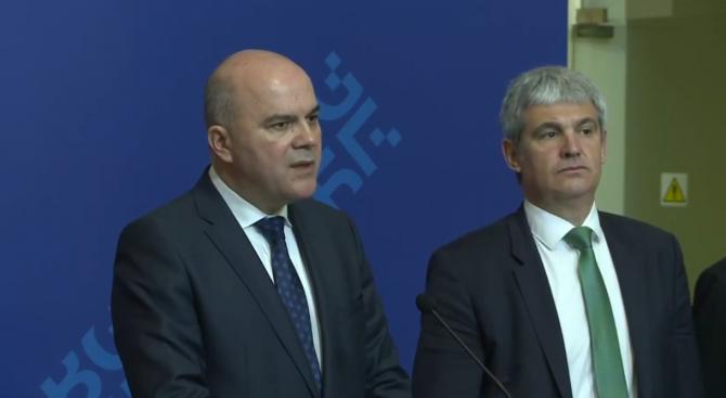 Бисер Петков: Обсъдихме промени за интеграцията на Западните държави (видео)