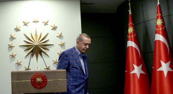 Реджеп Ердоган прие равини, искащи унищожаване на Израел
