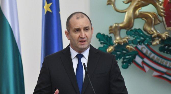 Румен Радев: Само със съгласувани политики на правителствата и бизнеса Европа ще бъде конкурентоспос