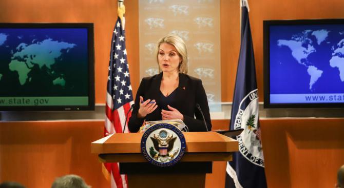 САЩ искат да създадат международна коалиция против иранския режим