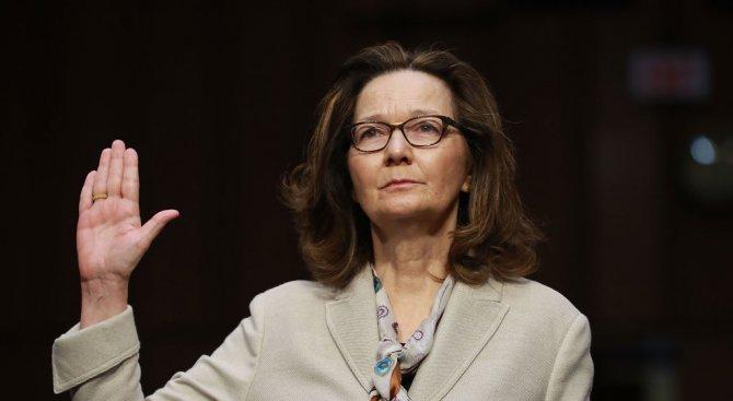 Сенатът на САЩ утвърди Джина Хаспъл за ръководител на ЦРУ