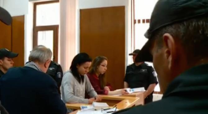 Съдът прости на Габриела Медарова - ударила момичето, защото залитнала