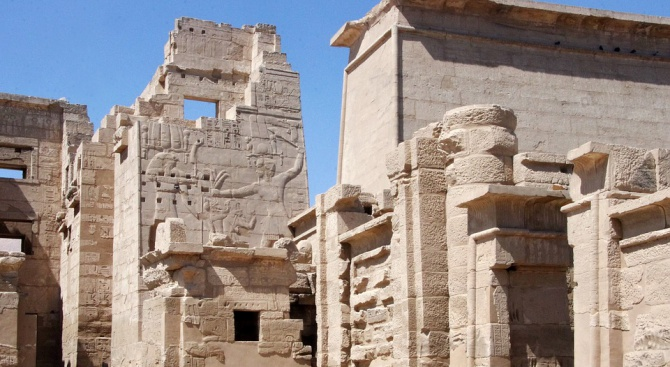 Археолози откриха сграда от гръцко-римската епоха в Египет