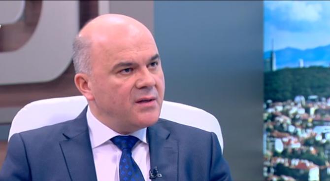 Бисер Петков: Увеличаваме пенсиите от 1 юли (видео)