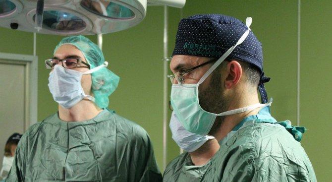 Извършиха уникална операция на тумор