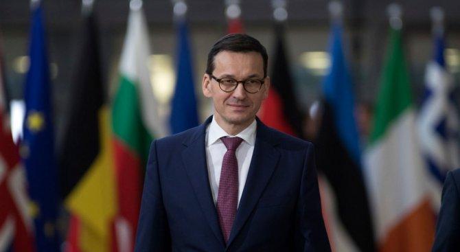 Полша разчупва единния фронт на ЕС, подкрепя американската позиция по сделката с Иран