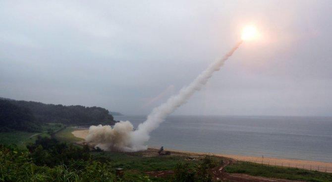 """Русия изстреля четири междуконтинентални балистични ракети """"Булава"""""""