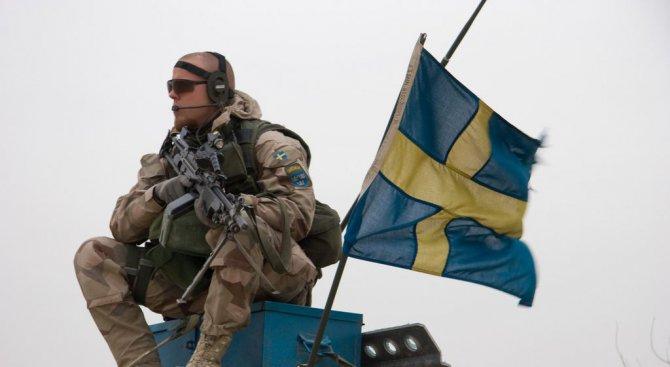 Стокхолм към шведите: Гответе се за война