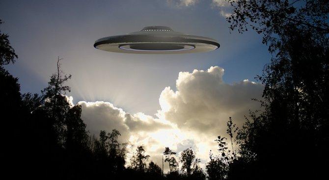 Уфолози намериха базата на НЛО