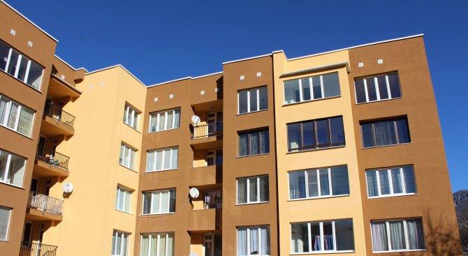 В Троян приключи санирането на още 10 жилищни сгради