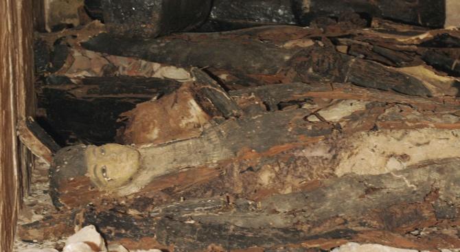 Археолози откриха добре запазена мумия на 1000 години в Перу