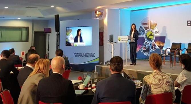 Мария Габриел в Гърция: Цифровизацията има водеща роля в оформянето на общото ни бъдеще със Западните Балкани