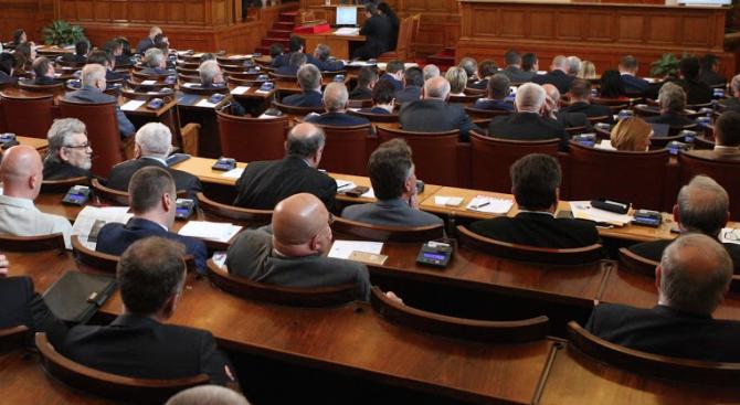 Вижте какво ще се обсъжда на петъчния парламентарен контрол