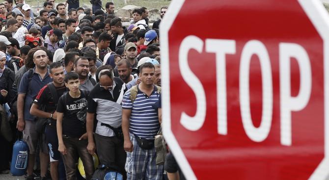 Германия и Австрия засилиха граничния контрол, за да се борят срещу имиграцията и престъпността