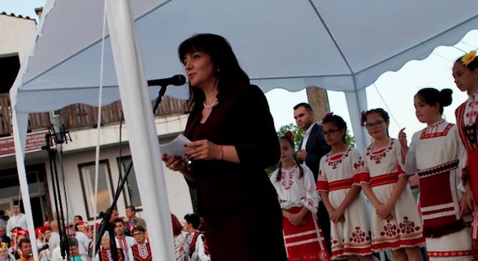 Цвета Караянчева: Трябва ни по-силен и по-жизнен Европейски съюз